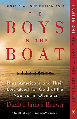 The Boys in the Boat gift books for husband