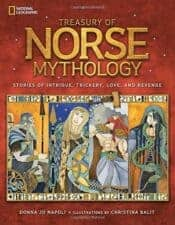 Nonfiction Books for Kids Treasury of Norse Mythology- Nonfiction Books for 11 Year Olds