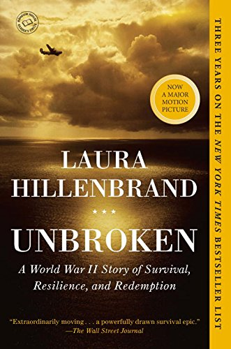 Unbroken gift book for my husband