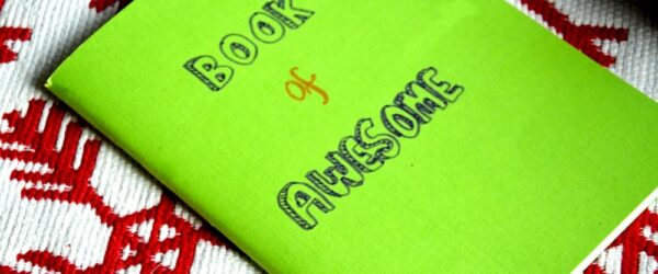 Our Gratitude Practice: Book of Awesome