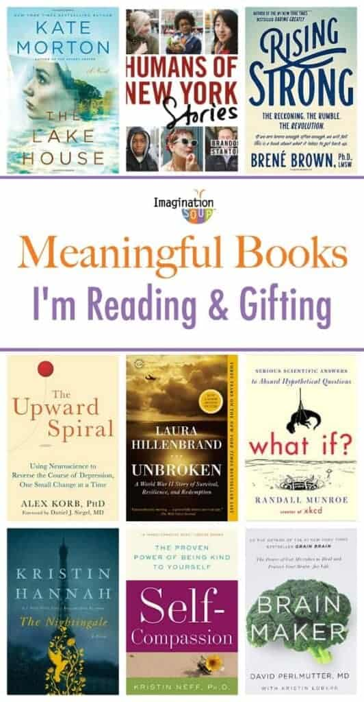 books that I recommend and am giving as gifts