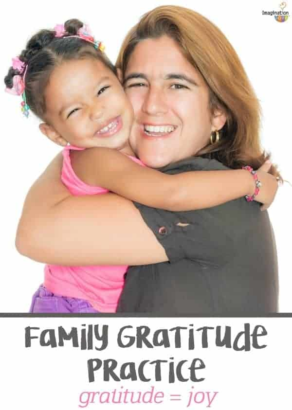 Our Family Gratitude Practice