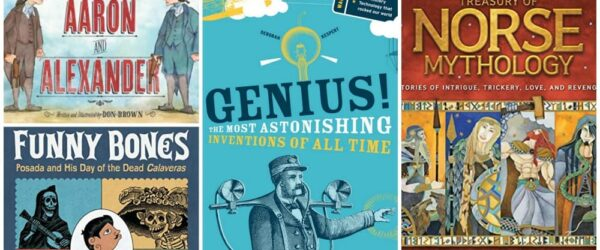 11 Absorbing Nonfiction Books for Kids