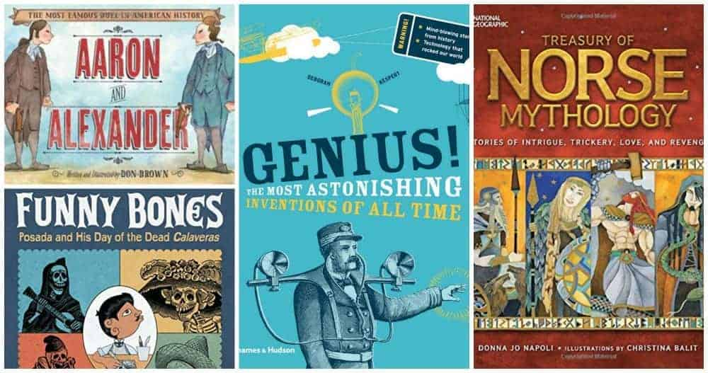 nonfiction books for kids 2015