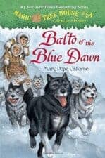 Balto of the Blue Dawn review beginning chapter book recommendation for kids age 9