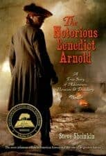 Benedict Arnold Non fiction Books for 11 Year Olds