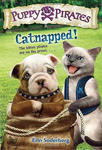 Catnapped! Puppy Pirates Review New Beginning chapter books for kids age 8