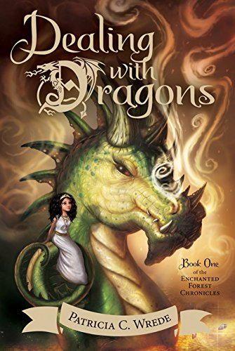 Dealing with Dragons chapter book recommendations for 11 year olds