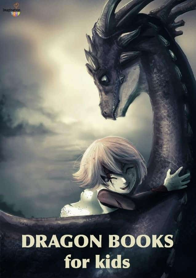 Dragon Books for Kids Books about dragons