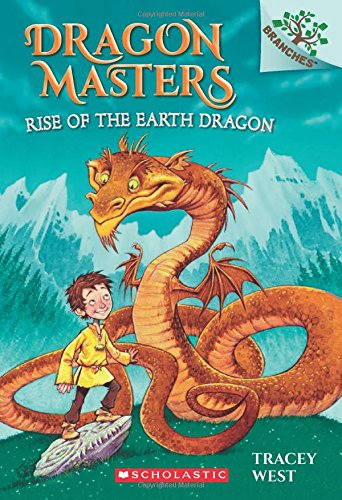 Dragon Masters Rise of the Earth Dragon Dragon Books For Kids