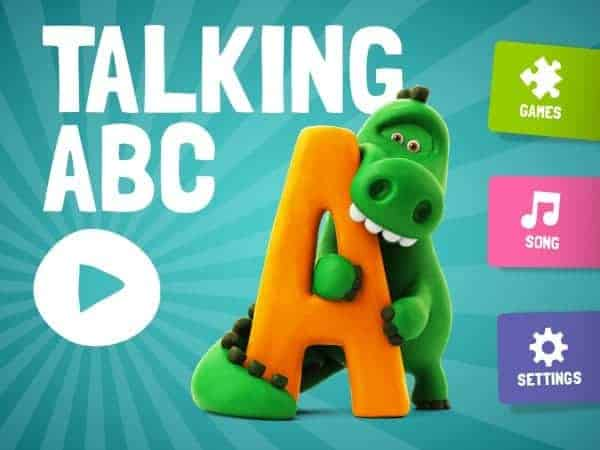 Adorable Claymation Alphabet App