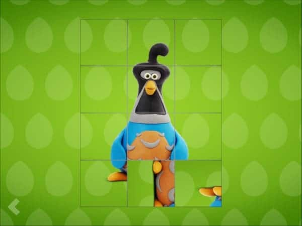 HEY CLAY puzzle game Adorable Claymation Alphabet App