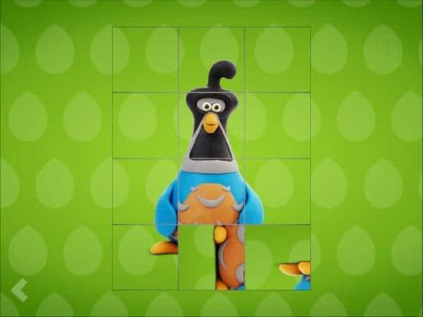 HEY CLAY puzzle game Adorable Claymation Alphabet App