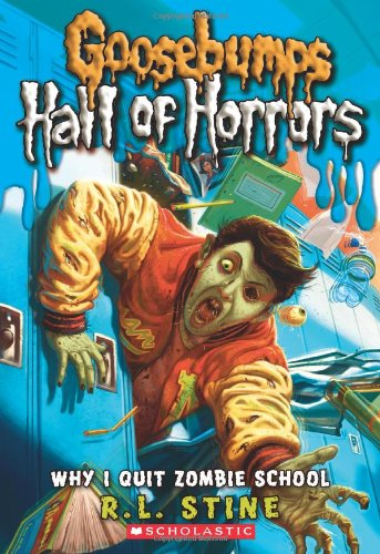 Hall of Horrors: Recommended Zombie Chapter Books (For Kids and Teens)