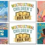 Lee & Low Picture Books with Diversity (Multicultural Children's Book Day)