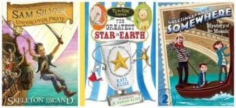 More Recommended Easy Chapter Books for 7 Year Olds