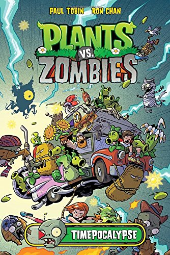 Plants vs. Zombies: The Best Graphic Novels for Kids