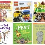 Best Easy Reader Books for 5- and 6-Year-Olds