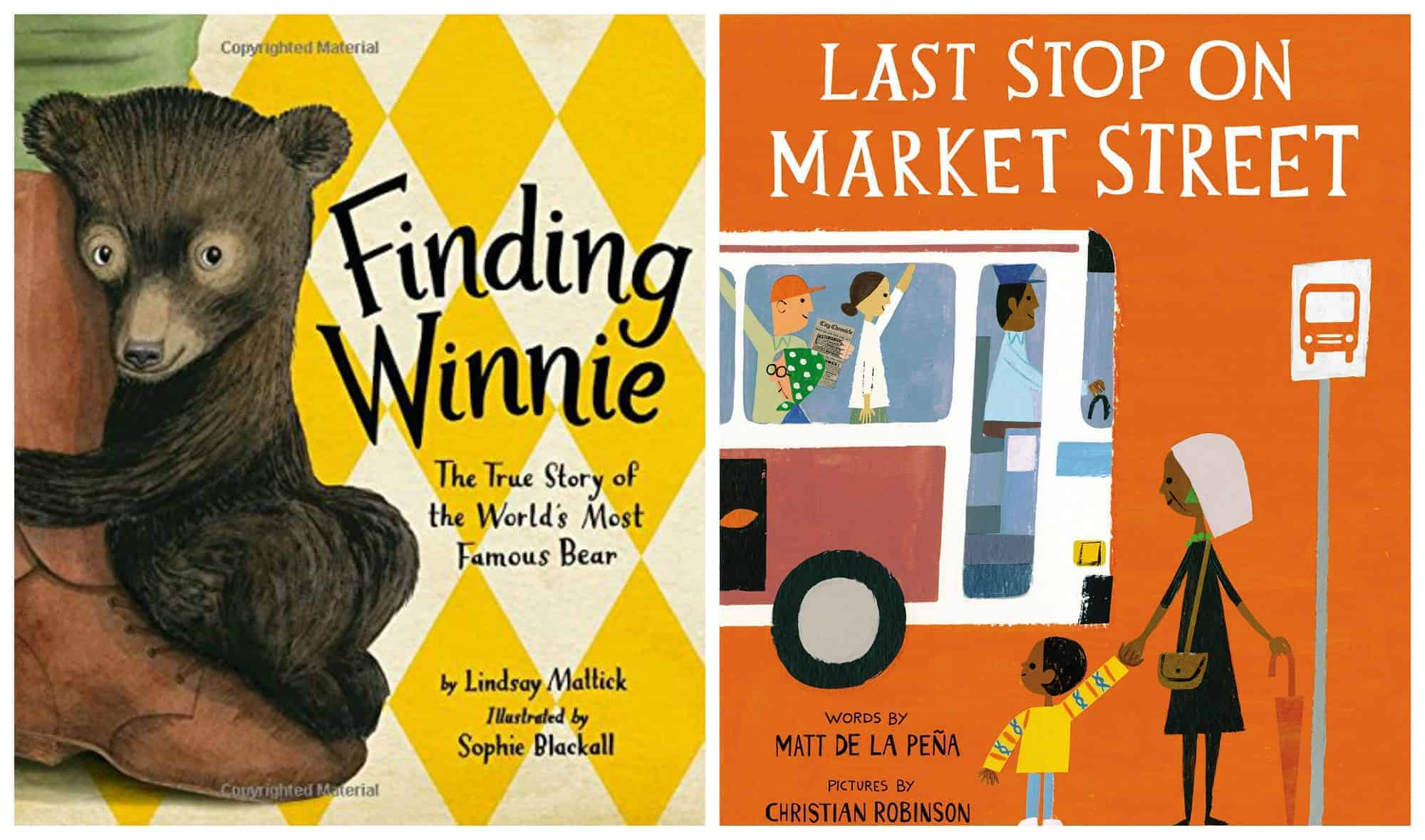 The 2016 Newbery and Caldecott Awards for Children's Literature and notable books