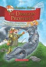 The DRagon Prophecy Geronimo Stilton Dragon Books For Kids