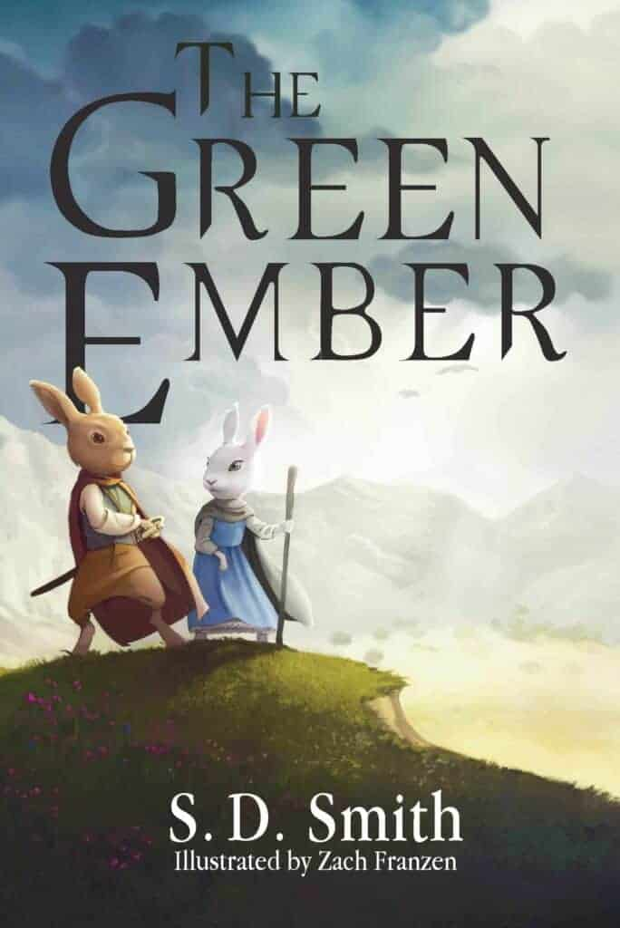 The Green Ember Exciting New Chapter Books