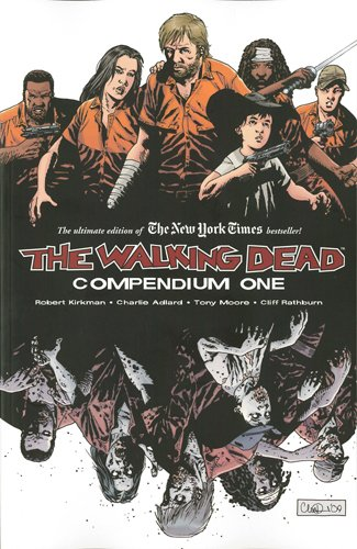 The Walking Dead zombie books for kids and teens