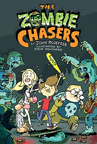 The Zombie Chasers: Recommended Zombie Chapter Books (For Kids and Teens)