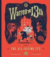Warren the 13th and the All Seeing Eye good books for 9 year olds