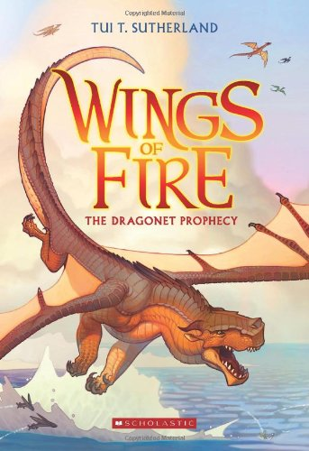 Wings of Fire Dragon Books For Kids