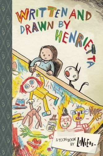 Written And Drawn By Henrietta REVIEW