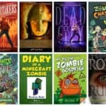 A Horde of Zombie Chapter Books (For Kids and Teens)
