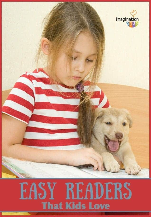 easy readers that kids love to read