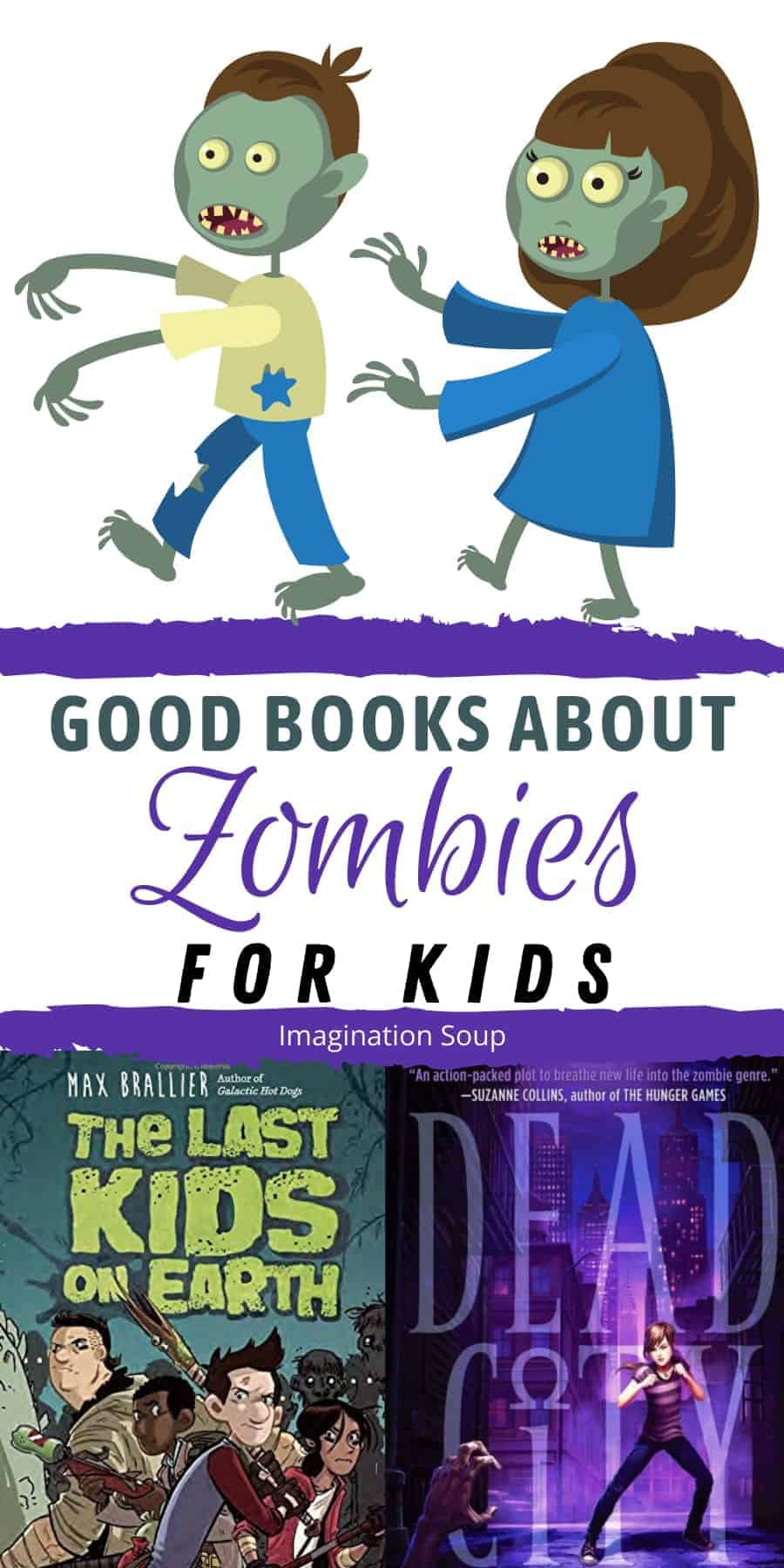 good books about zombies