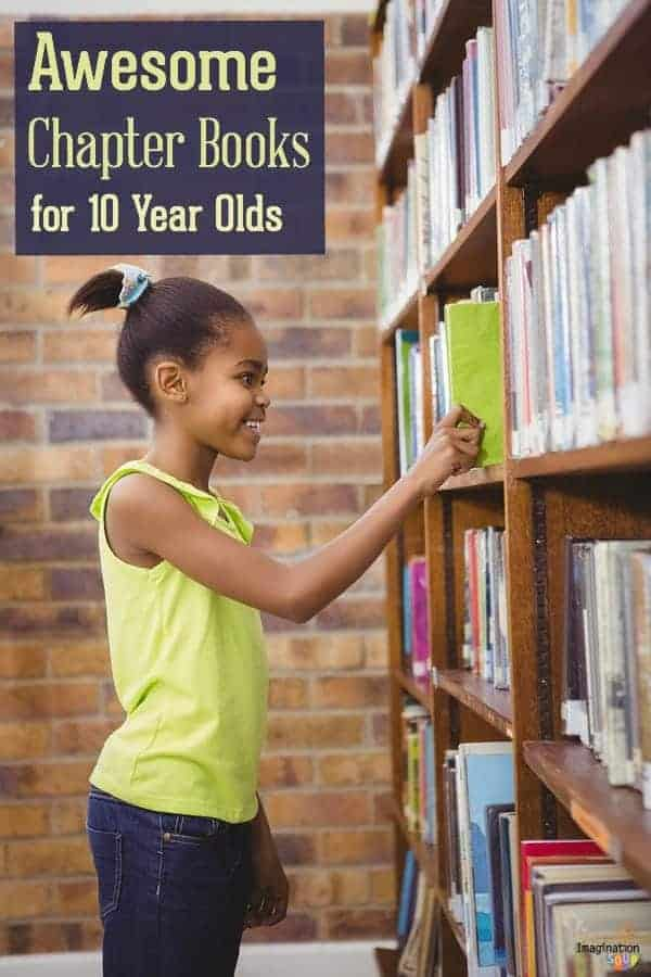 good books for 10 year olds (fifth graders)