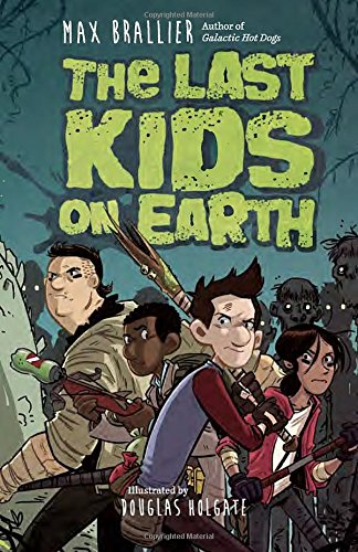 the last kids on earth zombie books for kids