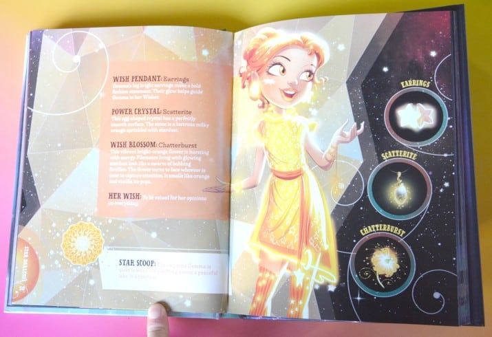 star darling quote from Star Darlings books and TV show