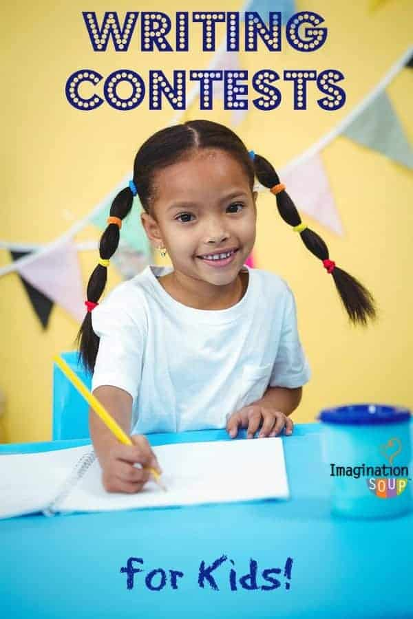 writing contests for kids