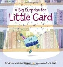 A Big Surprise for Little Card 13 New Picture Books About Friendship 2016