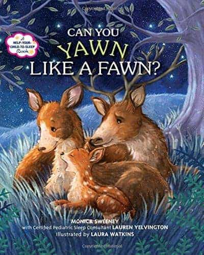 Can You Yawn Like a Fawn bedtime stories for kids