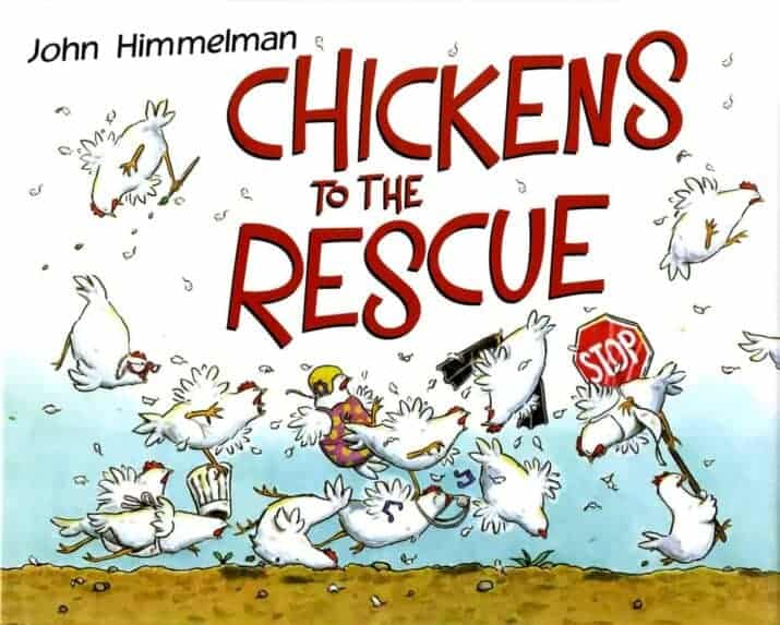 Chickens to the Rescue The Best Gifts for 5 Year Old Girls