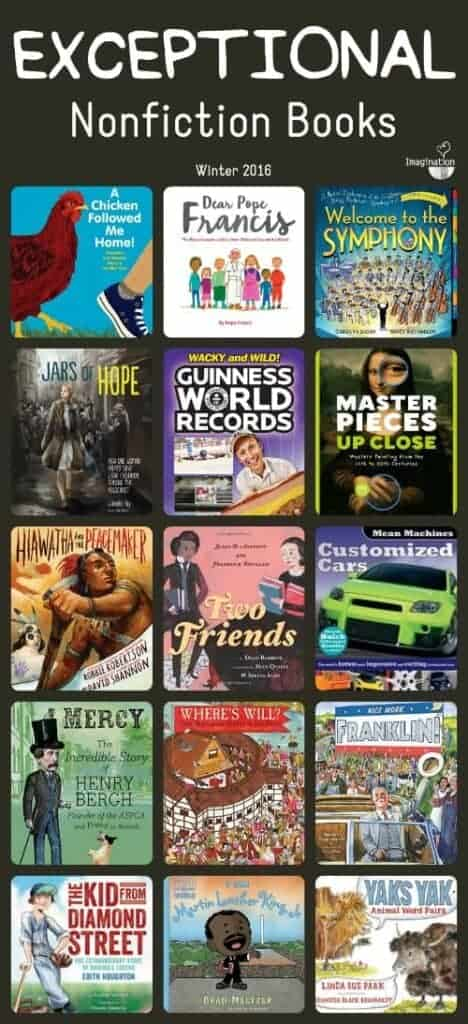 Exceptional nonfiction books for kids new winter 2016