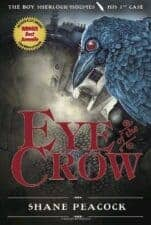 Eye of the Crow Sherlock Holmes Books for Kids