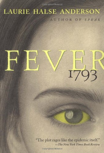 Fever 1793 good books for 12 year olds