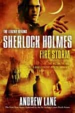 Fire Storm Sherlock Holmes books for young adults YA
