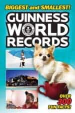 Guinness World Records Biggest and Smallest Nonfiction Books for Kids