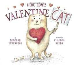 Here Comes Valentine Cat Valentine's Day Picture Books 2016