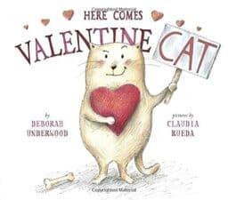 Here Comes Valentine Cat Valentine's Day Picture Books 2016