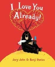 I Love You Already! Valentine's Day Picture Books 2016