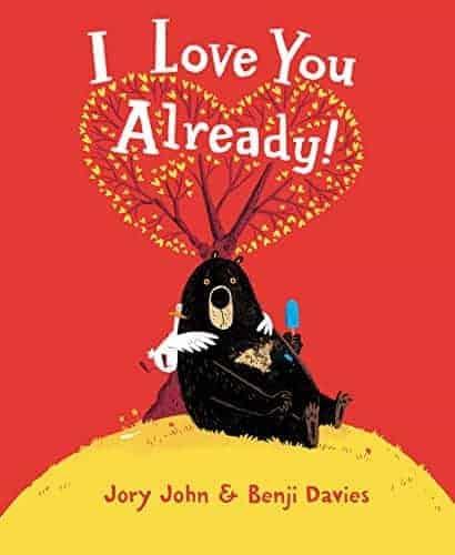 I Love You Already! Valentine's Day Picture Books