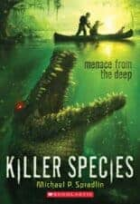 Killer Species good books for 9 year olds